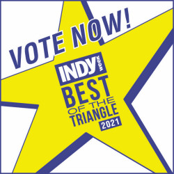 Vote Now! Indy Week Best of the Triangle