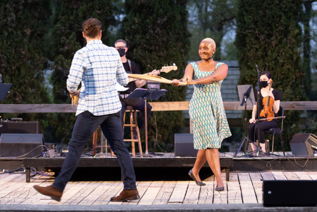 Catch the musical concert in the Stephenson Amphitheatre April 16-18 Photo by Cindy McEnery