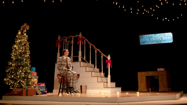 Include Raleigh Little Theatre in your end of year giving Photo of This Wonderful Life by Jeremy Diamond