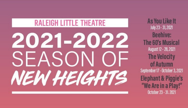 RLT's 21-22 season is already selling out. Get your tickets now!