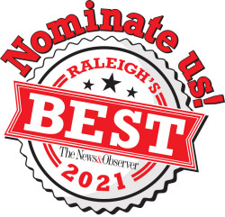 Nominate RLT in the N&O Best of Raleigh awards